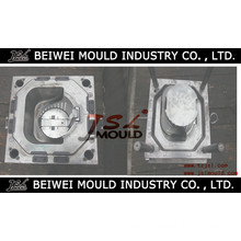 Plastic Square Ash Can Component Mould