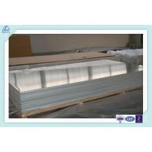 1050 1060 1100 Placa de aluminio / aluminio para el material de soldadura