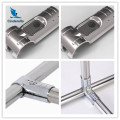 Zinc Plated Chrome Plated Metal Joint
