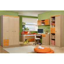 Color Mixed Children Kids Bedroom Furniture (HF-EY08113)