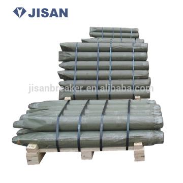martillo hidráulico repuestos cinceles 140mm