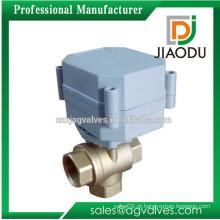 2 ou 4 ou 6 ou 8 polegadas preço de fábrica preço de fábrica de alta qualidade motor elétrico latão válvula motorizada para 24 em