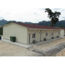 Modular Prefabricated House in Africa- Angola