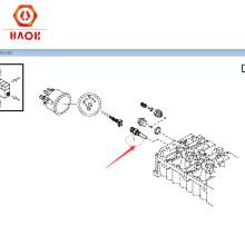 Deutz diesel  engine spare parts Temper transmitter 01182702 for 1013/2013