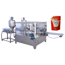 Tomato Ketchup Pouch Packing Machine