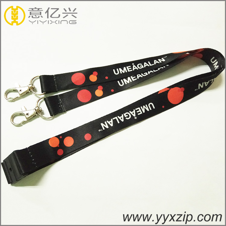 High End Lanyard