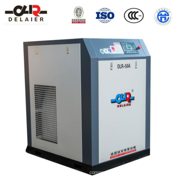 Dlr Rotary Screw Compressor Screw Air Compressor Dlr-50A