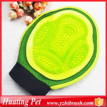 China for Pet Deshedding Brush Glove grooming bath glove for dog supply to Burundi Supplier