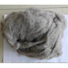 100% laine de yak peigné / cachemire / laine de chameau / matière première de yak / tissu / textile