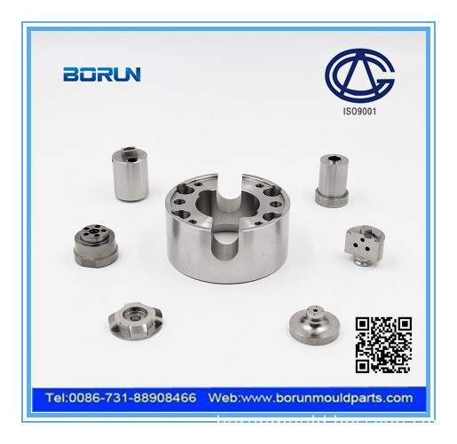 Precision CNC Turned Mold parts_