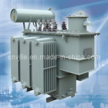Transformer, Three-Phase Oil-Immersed Load Regulating Power Transformer