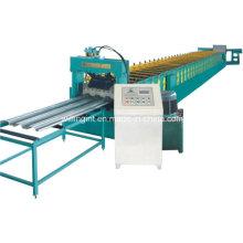Plataforma de piso de chapa de aço galvanizado que faz a máquina