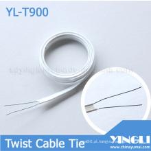 Reutilizáveis Double Iron-Core Twist Ties