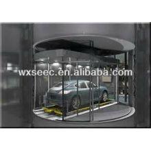 CE approuvé VVVF voiture ascenseur