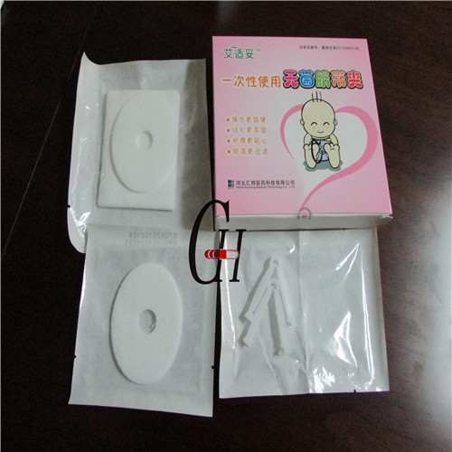 Disposable Sterile Umbilical Clamp