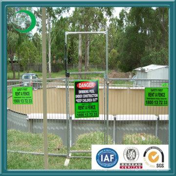 Оцинкованный забор (xy-T21)