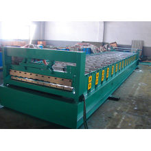Colored Steel Sheet C8 Wall Panel Cold Roll Forming Machine 380v / 50hz
