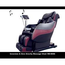 Fauteuil de massage de luxe, chaise de massage de boule de pétrissage, chaise de massage de luxe 3d