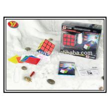 Type de plastique ABS cube promotionnel magique pour enfants