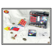 ABS Plastic Type magic promotional cube for children