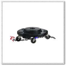 P278 haute qualité recycler ronde récipient dolly