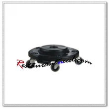 P278 High Quality Recycle Round Container Dolly