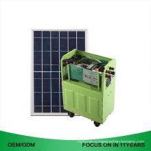 Питания Солнечный генератор Электрический резервного копирования 100Вт станции от сети генераторы