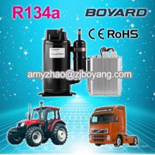 24v automotriz ac compressor para todos os tipos de veículos caminhões sistema de resfriamento de ar