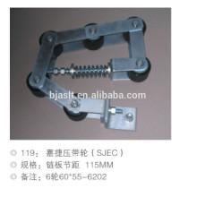 Peças sobressalentes para corrente de tensão / escada rolante