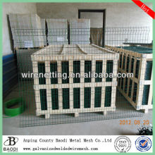 bended panel welded plastic wire mesh fence for lawn edging