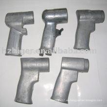 pieza de aluminio a medida para herramienta neumática