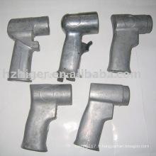 pièce en aluminium faite sur commande pour l'outil pneumatique