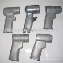 custom made aluminum part for pneumatic tool