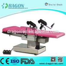 DW-OT05 Mesa para exames ginecológicos de propósito múltiplo