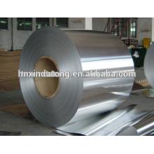 Papel de aluminio de China para el papel de embalaje