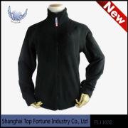 Outer wear sports loose fleece jacket mens