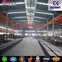 Stahlbau für Mauritius mit hervorragender Korrosionsschutzausstellung (SS-49)