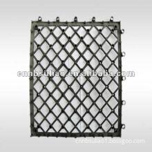 air permeable plastic diamond pattern mat