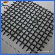 Perfissional de aço carbono de arame ondulado