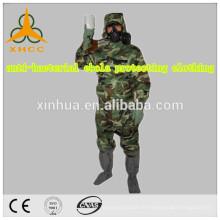 vêtements de protection anti-bactérienne ebola