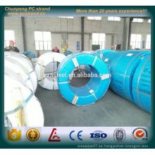 Alta resistencia a la tracción cable de alambre grado 270