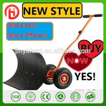 Push snow shovel snow blade snow tool cart snow plough shovel