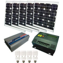 200W off-Grid Solar PV Power System