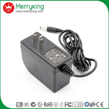 Factory Wholesale UL cUL FCC Approved Energy Efficiency Level VI 12V 2A AC DC Adapter