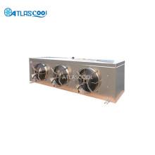 Unidades de enfriador de ventilador de cámara fría de acero inoxidable