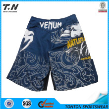 Shorts de combat MMA sublimés personnalisés