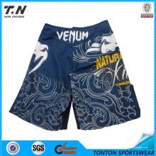 Пользовательские сублимированные боевые шорты MMA