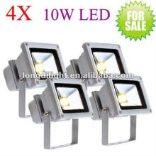 Cool Warm White 10W 800LM LED Flood Light Work Lamp Wall Washer Outdoor