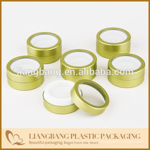 2015 Hot samples 4g eye cream jar