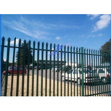W Type or D Type Palisade Fence